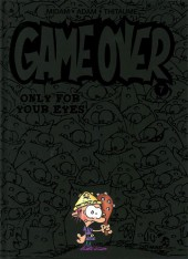 Game over -7a2015- Only for your eyes
