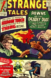 Strange Tales (Marvel - 1951) -126- Pawns of the Deadly Duo!