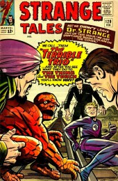 Strange Tales (1951) -129- The Terrible Trio!