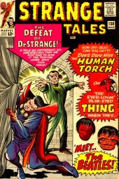 Strange Tales (Marvel - 1951) -130- The Defeat of Dr. Strange!