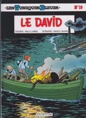 Les tuniques Bleues -19d07- Le David