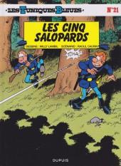 Les tuniques Bleues -21b2009- Les cinq salopards