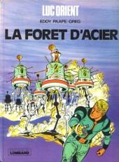 Luc Orient -5a78- La forêt d'acier