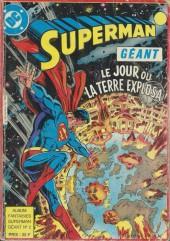 Superman Géant (Sagédition - 2e série) -Rec07- Album Fantaisies Géant N°2 (du n°19 au n°21)