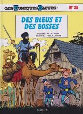 Les tuniques Bleues -25b2009- Des Bleus et des bosses