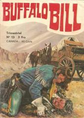 Buffalo Bill (Jeunesse et Vacances) -13- Buffalo Bill contre Nuage Noir