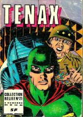 Tenax -Rec21- Collection reliée n°21 (du 81 au 84)