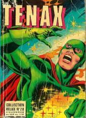 Tenax -Rec28- Collection reliée n°28 (du 109 au 112)