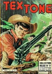 Tex-Tone -Rec77- Collection reliée N°77 (du n°482 au n°485)