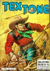Tex-Tone -Rec78- Collection reliée n°78 (du n°486 au n°489)