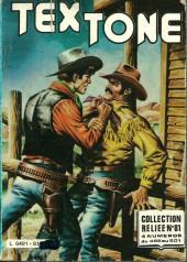 Tex-Tone -Rec81- Collection reliée N°81 (du n°498 au n°501)