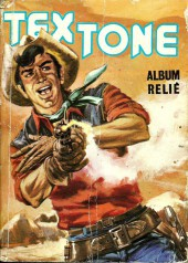 Tex-Tone -Rec89- Collection reliée N°89 (du n°518 au n°521)