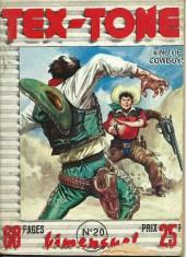 Tex-Tone -20- Les pilleurs de banque