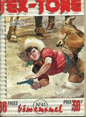 Tex-Tone -41- Les marchands d'esclaves