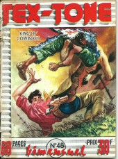 Tex-Tone -48- La bataille de Fort Sabre
