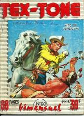Tex-Tone -60- Tex-tone contre les troubles fête