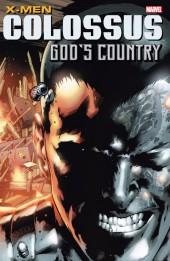 X-Men (TPB) -INT- X-Men: Colossus: God's Country