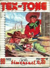 Tex-Tone -93- La course au testament