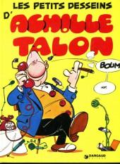 Achille Talon -9b79a- Les petits desseins d'Achille Talon