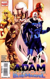 Adam: Legend of The Blue Marvel (2009) -1- Part 1