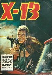 X-13 agent secret -Rec39- Collection reliée N°39 (du n°288 au n°291)