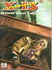 X-13 agent secret -210- La dernière course