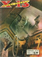 X-13 agent secret -244- Le rayon paralysant
