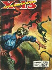 X-13 agent secret -254- A l'ombre de l'Olympe
