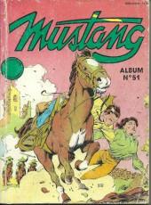 Mustang (Semic) -Rec51- Album N°51 (du n°152 au n°154)
