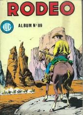 Rodéo -Rec89- Album n°89 (du 404 au 406)
