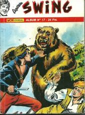 Capt'ain Swing! (2e série) -Rec17- Album N°17 (du n°49 au n°51)