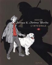 Jérôme K. Jérôme Bloche (L'intégrale) -4- Volume 4
