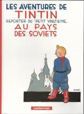 Tintin (Historique) -1D2- Tintin au pays des soviets