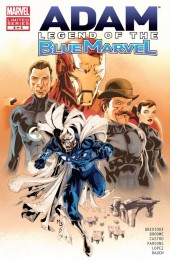 Adam: Legend of The Blue Marvel (2009) -2- Part 2