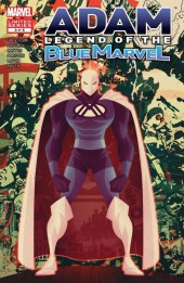 Adam: Legend of The Blue Marvel (2009) -3- Part 3