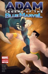 Adam: Legend of The Blue Marvel (2009) -4- Part 4