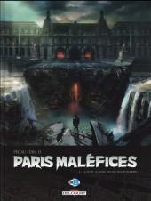 Paris Maléfices -3- Le Petit homme rouge des Tuileries