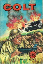 Colt -13- Les hommes grenouilles