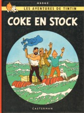 Tintin (Historique) -19C3ter- Coke en stock