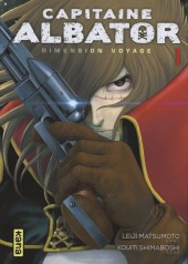 Capitaine Albator - Dimension voyage -1- Tome 1