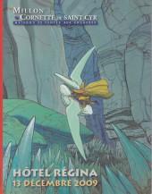 (Catalogues) Ventes aux enchères - Divers - Millon & Cornette de Saint Cyr - 13 décembre 2009 - Hôtel Régina
