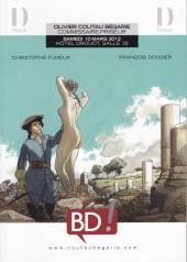 (Catalogues) Ventes aux enchères - Coutau-Bégarie - Coutau-Bégarie - BD ! 15 - samedi 10 mars 2012 - Paris hôtel Drouot