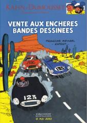 (Catalogues) Ventes aux enchères - Kahn-Dumousset - Kahn-Dumousset - Bandes dessinées - 9 mai 2010 - Paris Drouot Montaigne