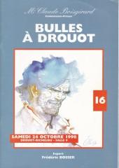 (Catalogues) Ventes aux enchères - Divers - Boisgirard - Bulles à Drouot - samedi 24 octobre 1998 - Paris Drouot-Richelieu