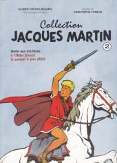 (Catalogues) Ventes aux enchères - Coutau-Bégarie - Coutau-Bégarie - Collection Jacques Martin 2 - samedi 4 juin 2005 - Paris hôtel Drouot