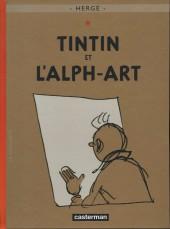 Tintin (Historique) -24D- Tintin et l'Alph-Art