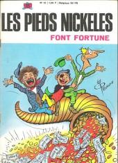 Les pieds Nickelés (3e série) (1946-1988) -12c68- Les Pieds Nickelés font fortune