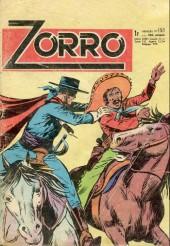 Zorro (SFPI) -150- Le signe de zorro