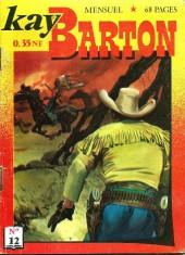 Kay Barton -12- L'usurier du désert