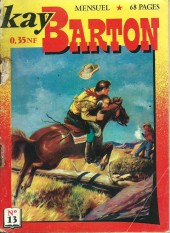 Kay Barton -13- Chasse à l'homme